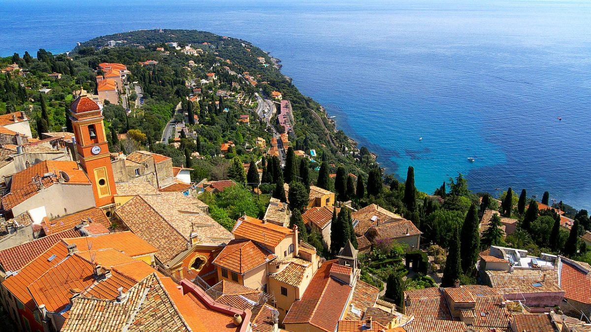 Vente d'appartement Roquebrune Cap Martin
