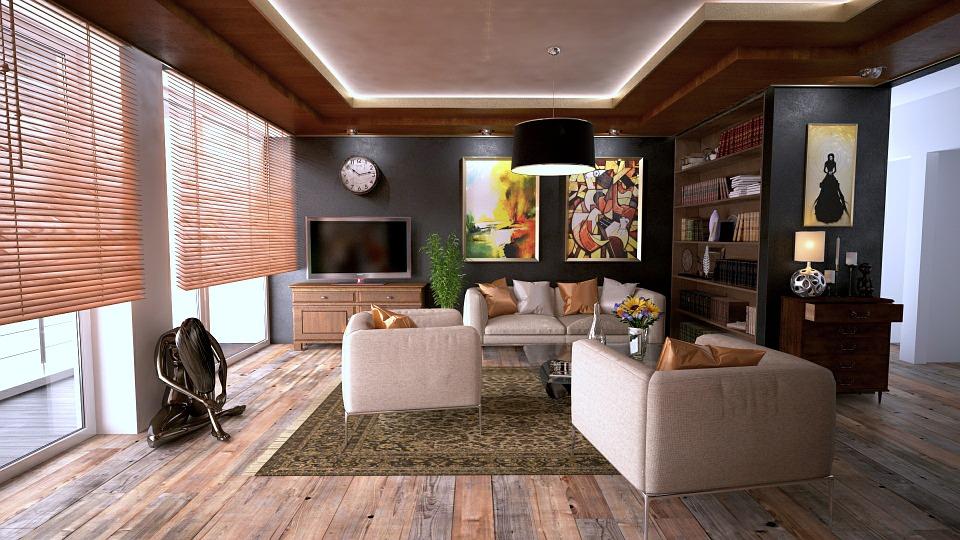 Aménagement d'intérieur : un salon pratique et convivial