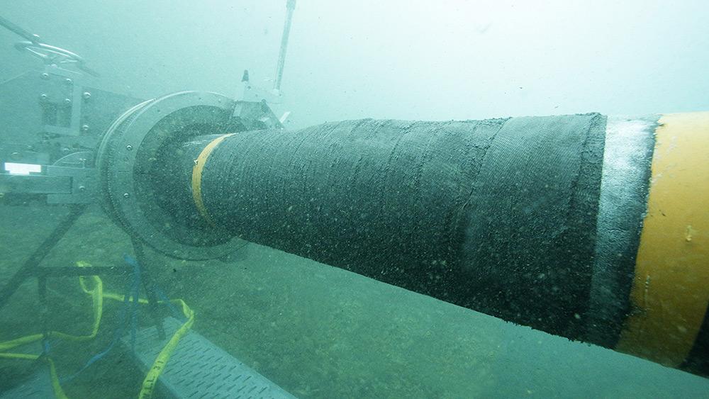 Réparation de pipeline